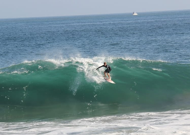 The Wedge in Newport Beach, CA