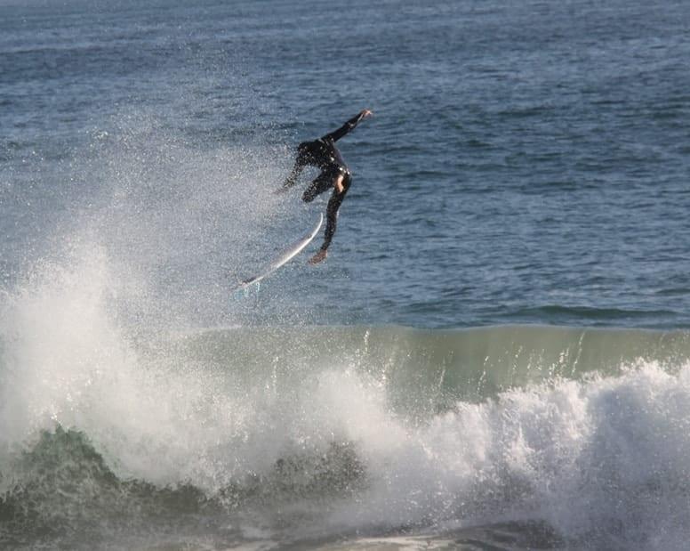The Wedge in Newport Beach, CA