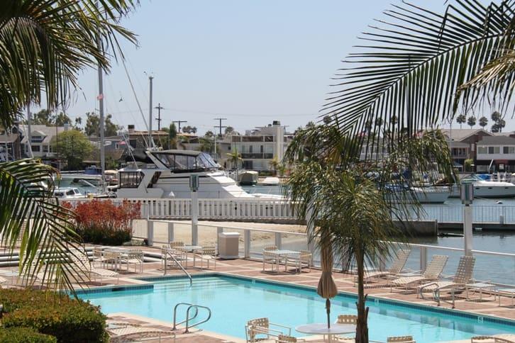 Bayside Cove in Newport Beach