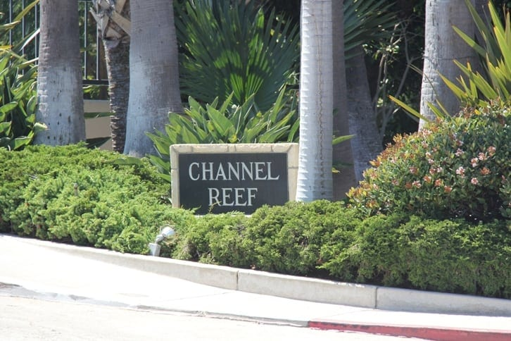 channel reef in corona del mar