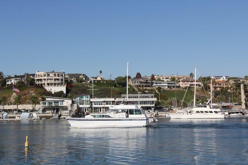 Newport beach boat slips