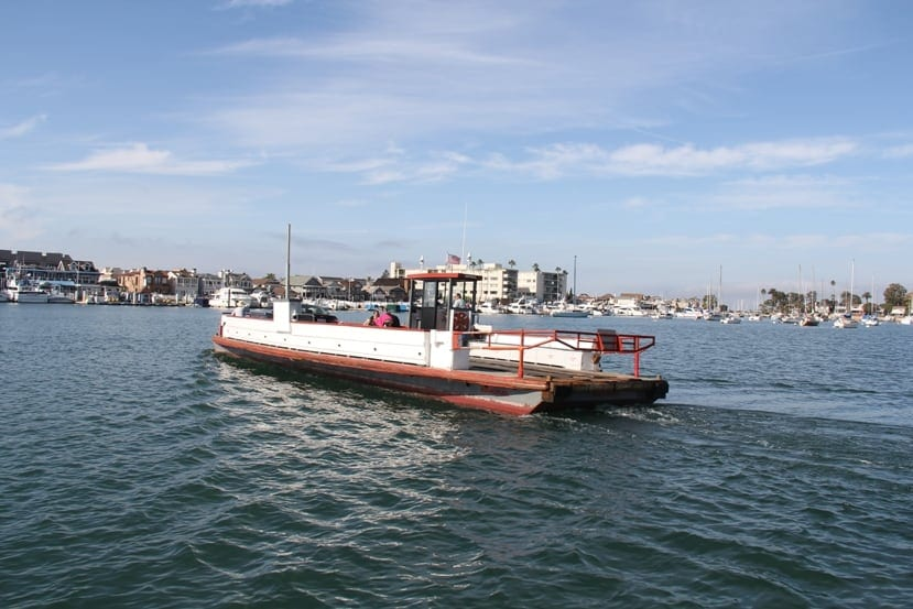 Image result for balboa island ferry images
