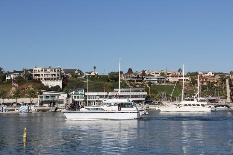Balboa Island in Newport Beach