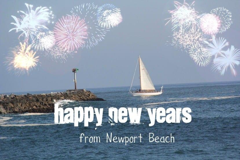 New Years Eve in Newport Beach