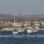 Newport Beach Short sales