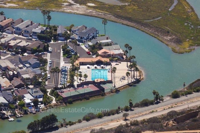 Newport Shores community pool
