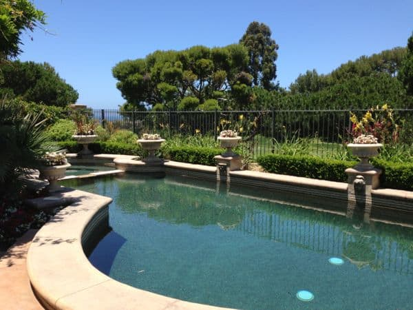Pool homes for sale in Newport Beach