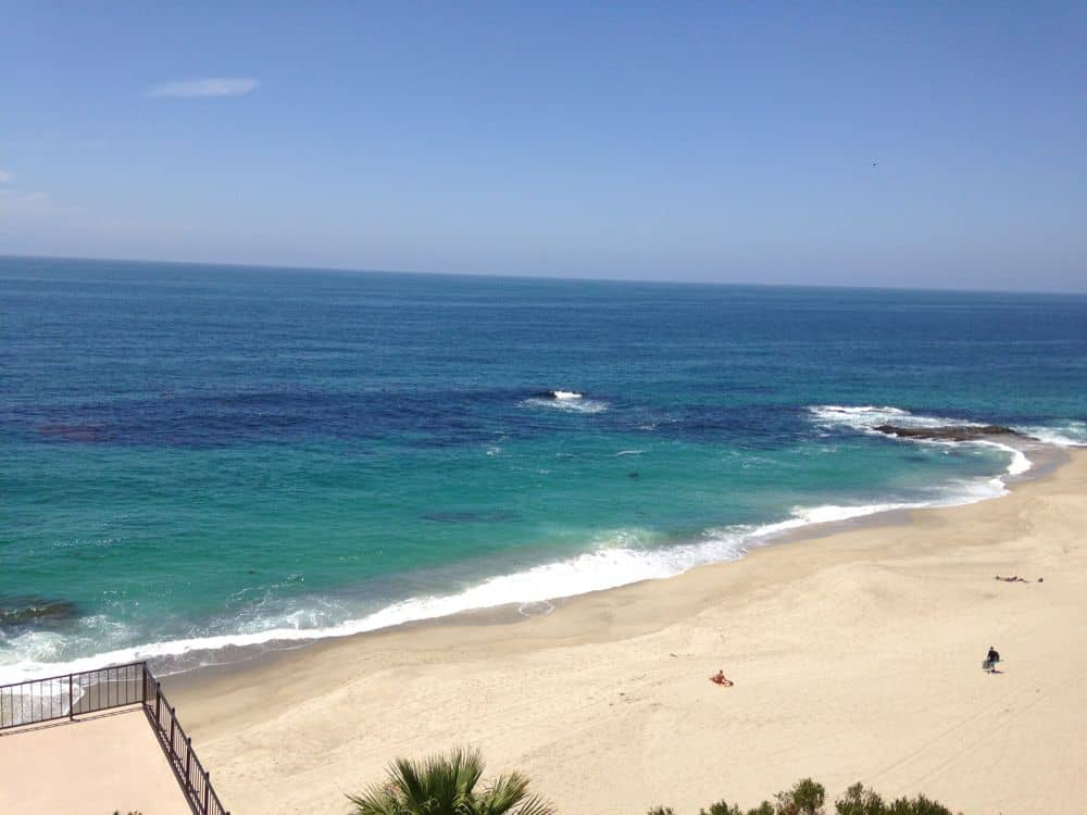 condos with ocean view in laguna beach