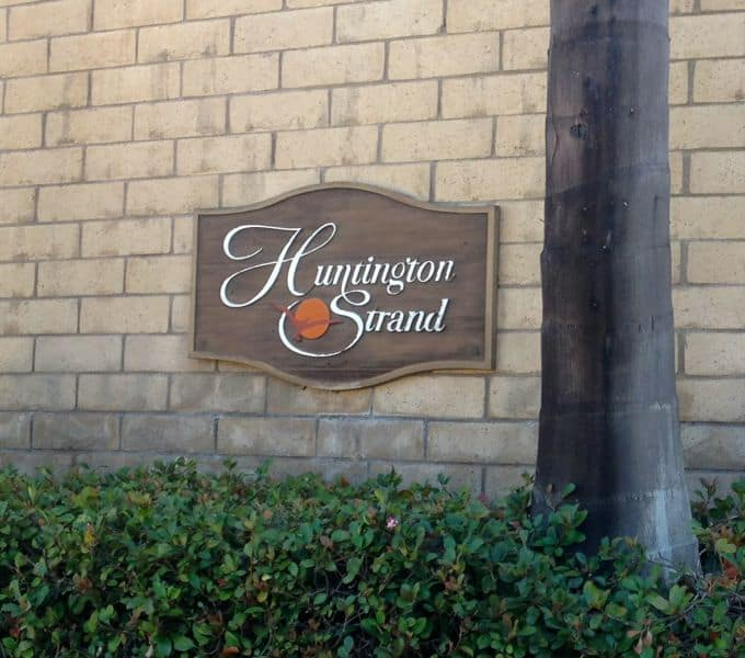 Huntington strand