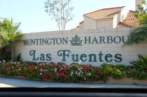 Las Fuentes in Huntington Harbour