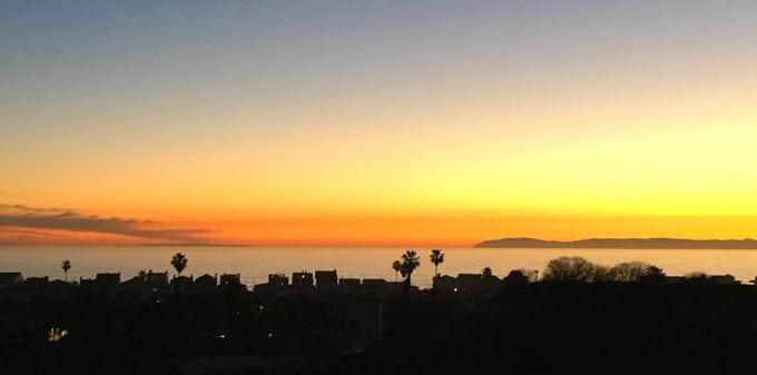 Catalina Island To Newport Beach Distance