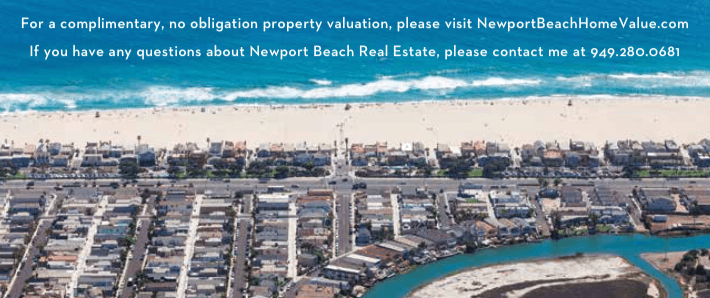 Newport Beach home value