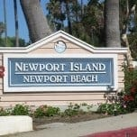 Newport Island Homes for Sale in Newport Beach