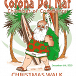 Corona del Mar Christmas Walk   December 6, 2015