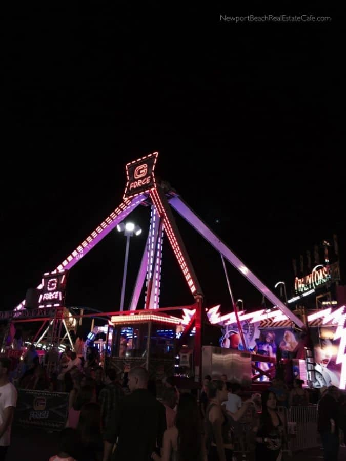 OC Fair in Costa Mesa 2016