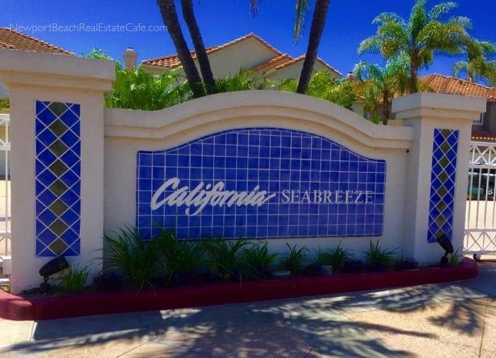 California Seabreeze homes for sale in Costa Mesa