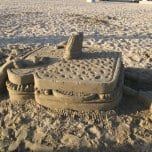 Corona del Mar 55th Annual Sandcastle Contest