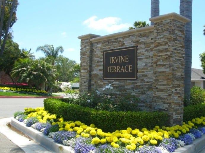 Irvine Terrace Corona del Mar