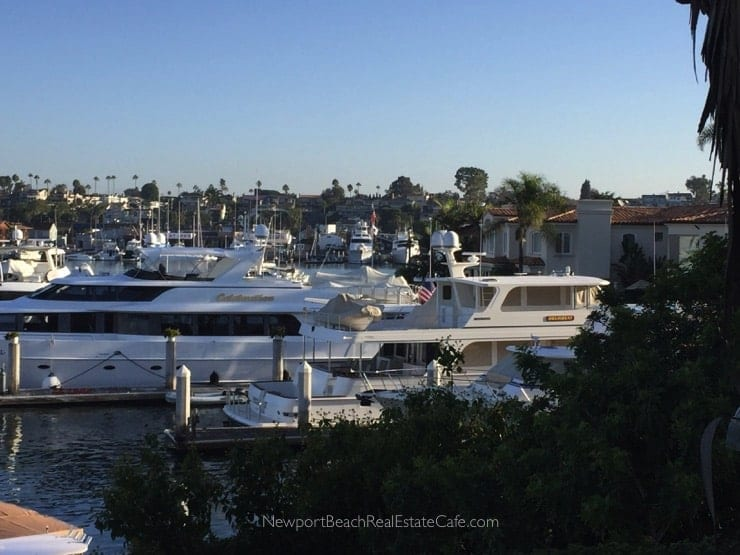 How's the Real Estate Market on Lido Isle Newport Beach, October 2018?