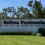 Balboa Peninsula Newport Beach Real Estate