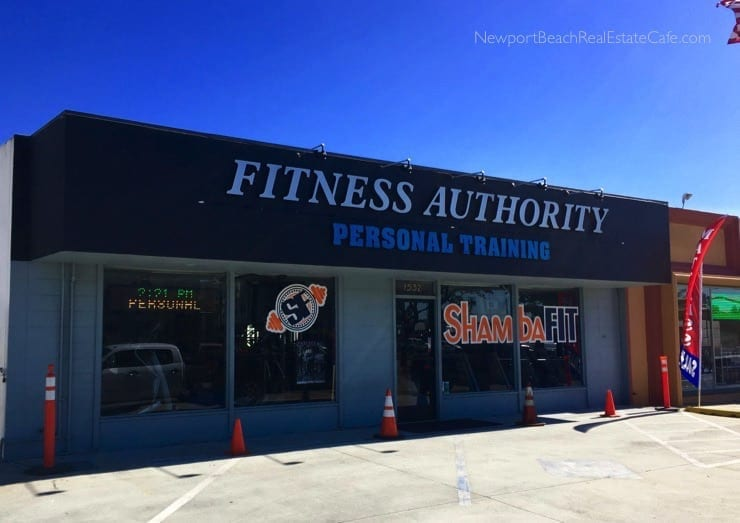 Fitness Authority in Costa Mesa
