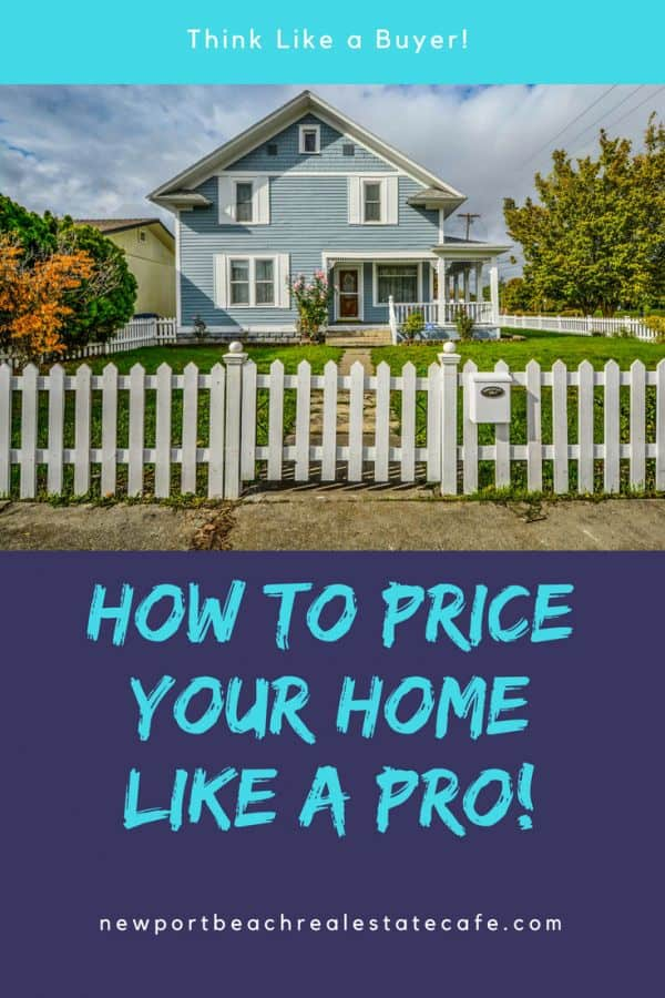 Price Your Home Like a Pro