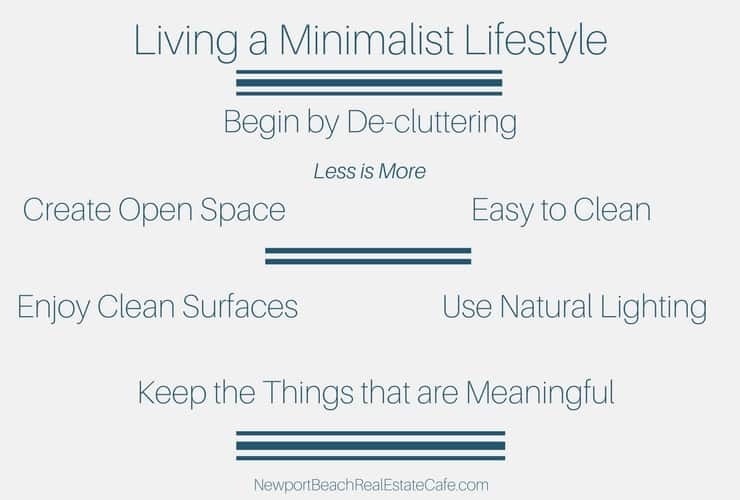 Living the Minimalist Lifestyle