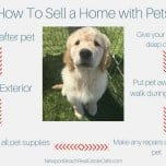 Selling a House Where Pets Live