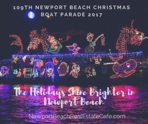 109th Newport Beach Christmas Boat Parade