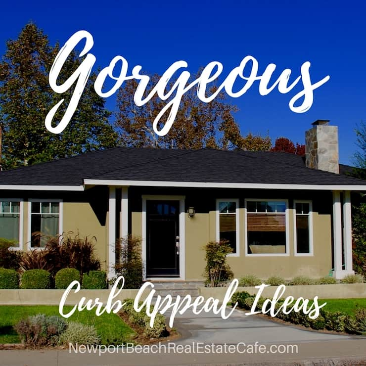 Gorgeous Curb Appeal Ideas