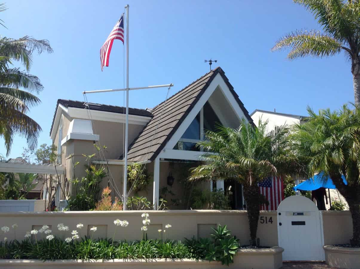 Just closed escrow in Newport Shores in Newport Beach CA