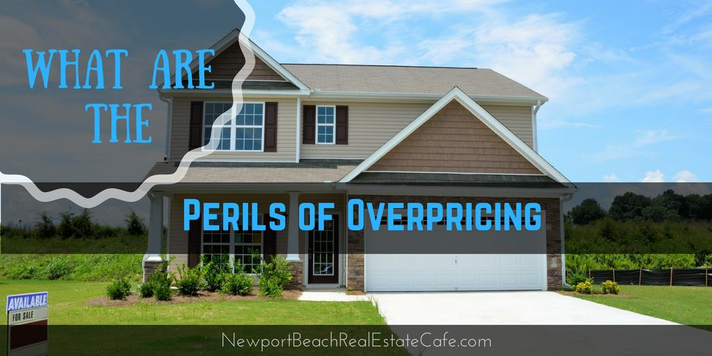 what are the perils of overpricing