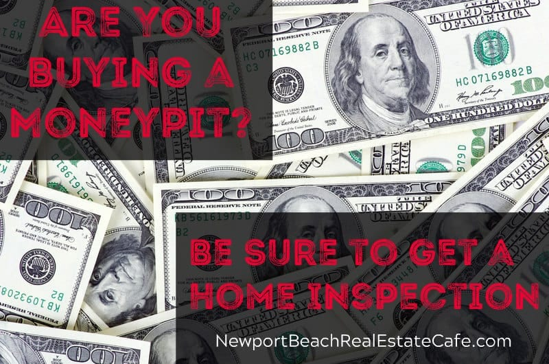 Are You Buying a Money Pit? Get a Home Inspection!