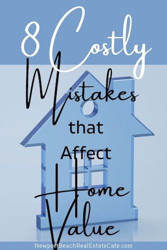 Costly mistakes homeowners make