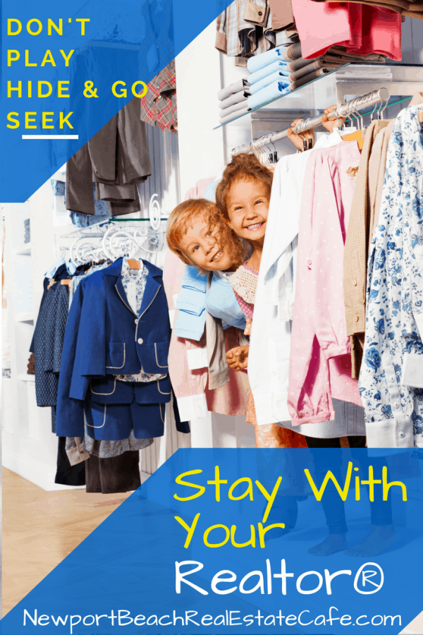 Don\'t play Hide and Go Seek when home shopping, 10 Rules to Follow!