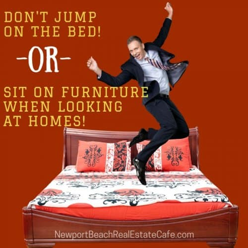 No Jumping on Bed