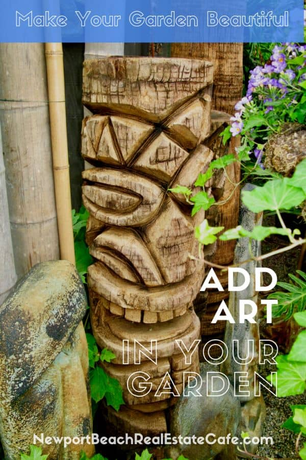 Add Art to your garden
