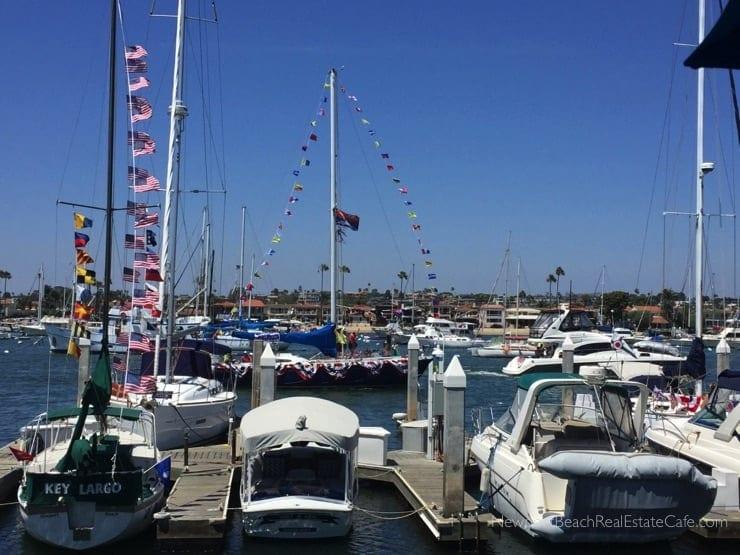 Where to Celebrate Fourth of July in Newport Beach CA