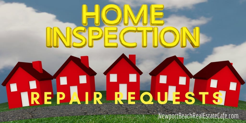 Home Inspection Repair Requests