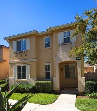 Saint James homes in Irvine