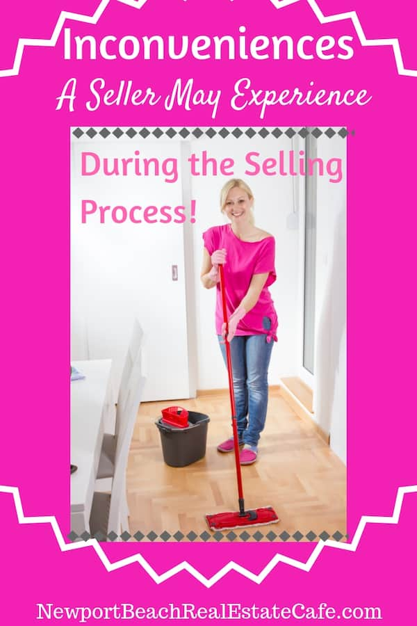 Inconveniences a Seller May Experience when selling