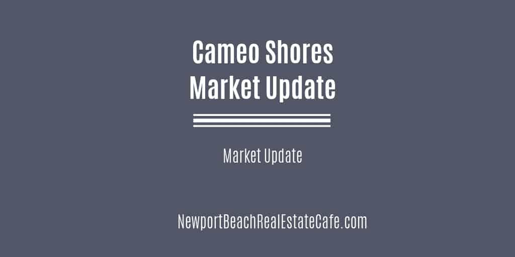 Cameo Shores Market Update