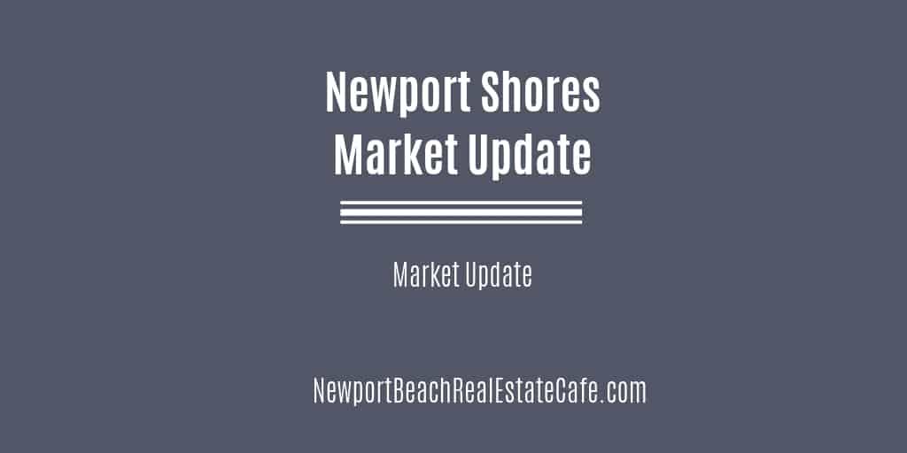 Newport Shores Market Update