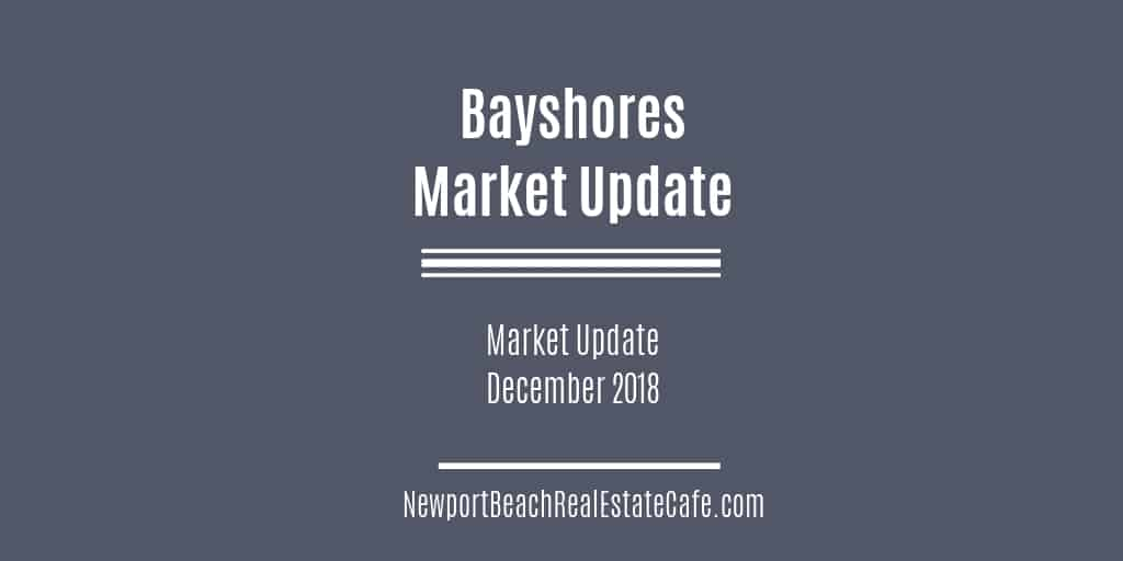 Bayshores Newport Beach Real Estate Ca Market Update