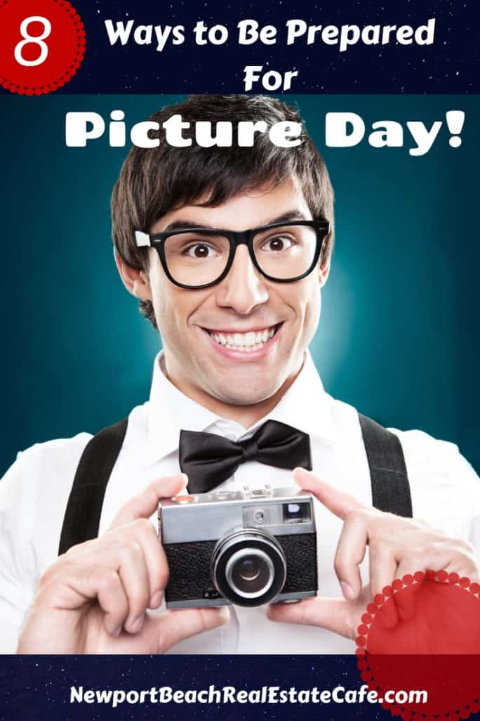 8 ways to be prepared for picture day