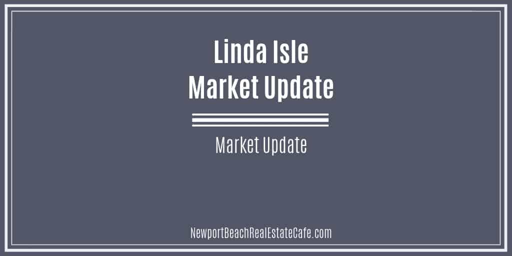 Linda Isle market update