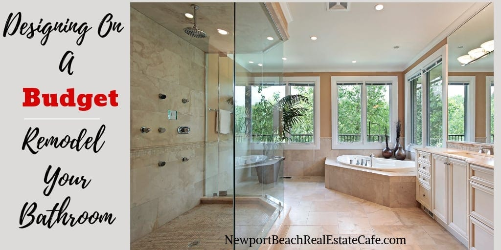 Designing on a Budget: Remodeling Your Bathroom