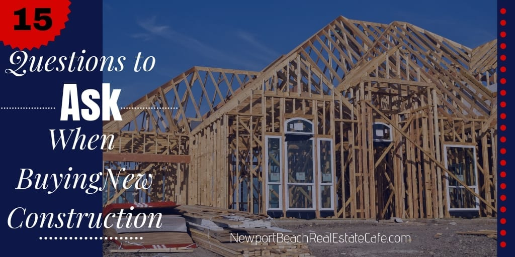 15 questions to ask when buying new construction