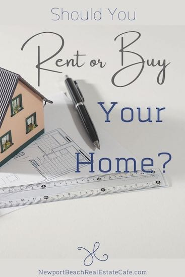 Should You Rent or Buy Your Home