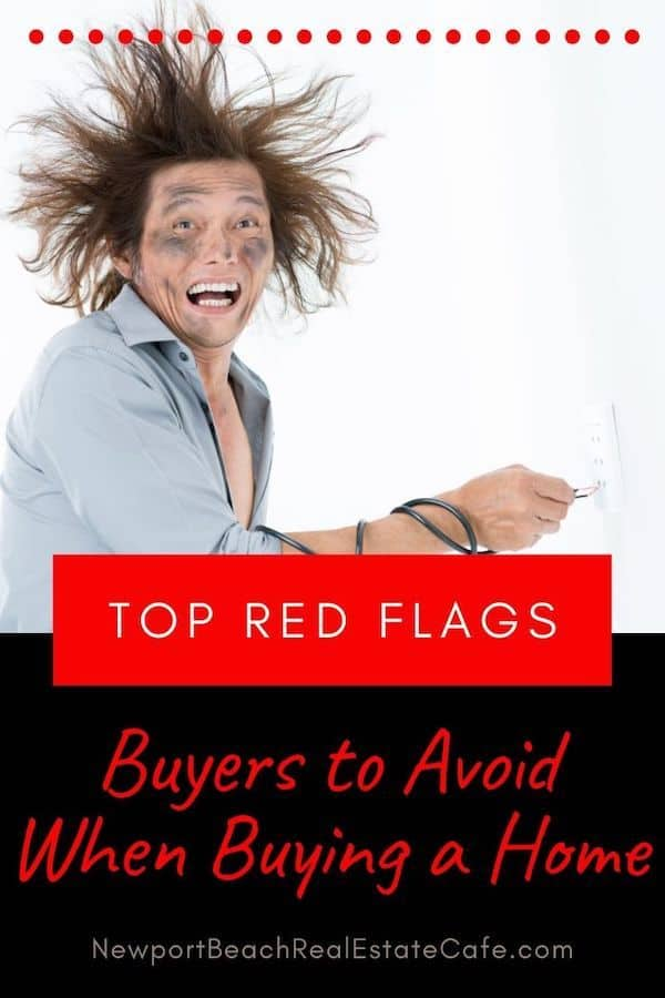 Top red flags buyers to avoid